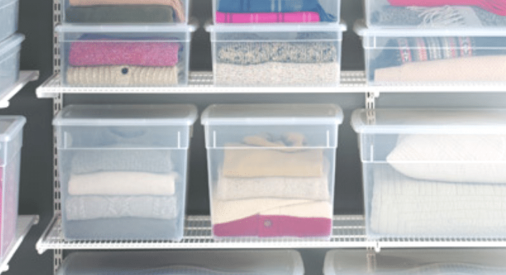 Organizing Attics, Basements and Storage Spaces