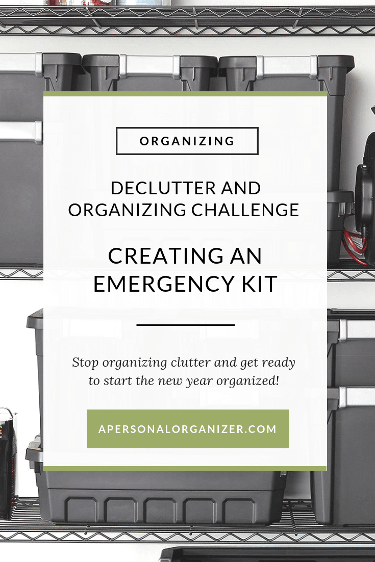 A disaster kit is an important part of having your home and family protected in the case of an emergency. Here is what to include and how to create one!