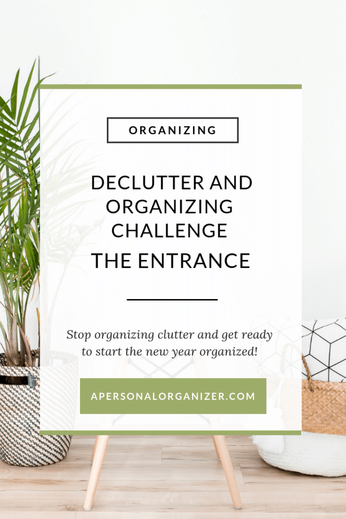 Organize Home room by room - A Personal Organizer