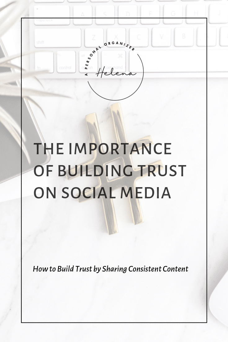 The Importance of Building Trust on Social Media