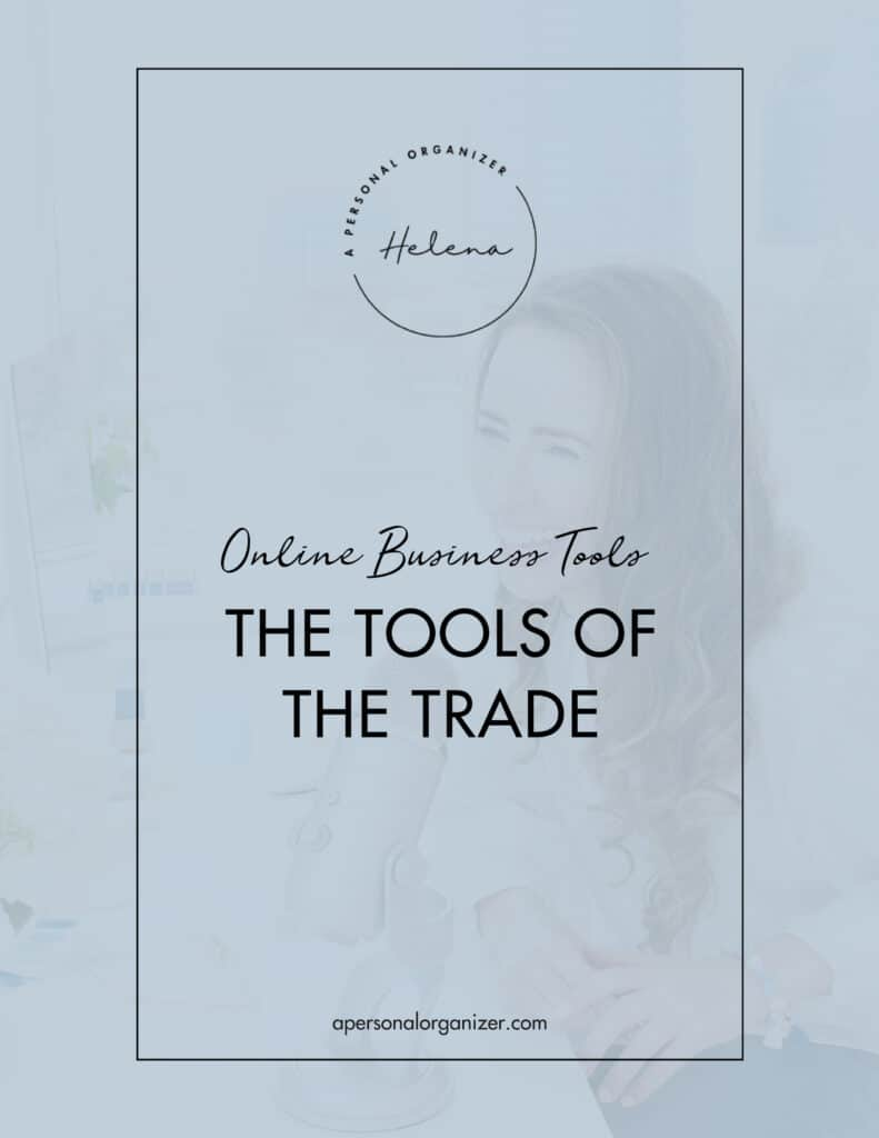 The Tools of The Trade | Great businesses run on great tools.