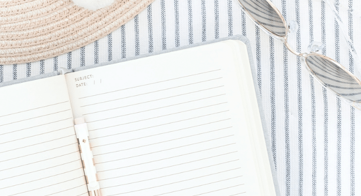 Learn how to Organize and Create a Summer Routine - A Personal Organizer