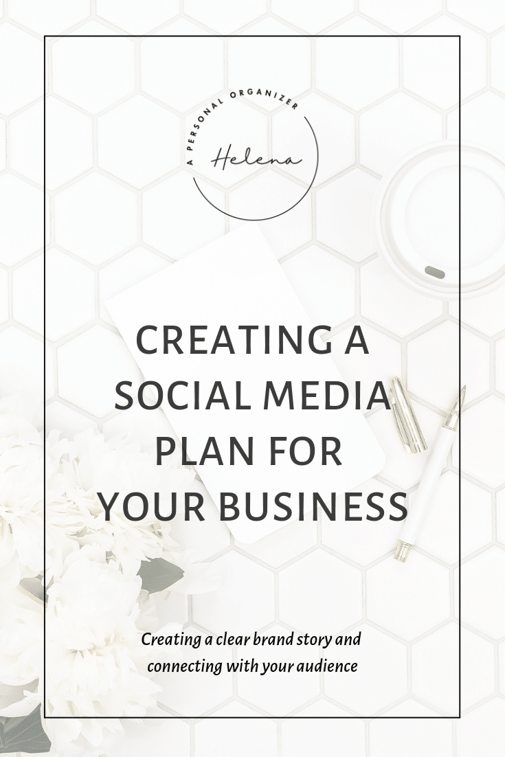 Creating a Social Media plan for Your Business.