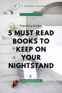 5 Must read books to keep on your nightstand 8