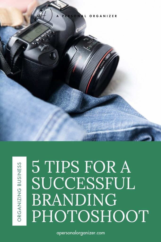 Every business needs a clear brand message. One of the best ways to accomplish this is with a branding photoshoot. Use these 5 tips to make your branding photoshoot a success!
