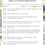 How to Organize the Fridge - A Personal Organizer