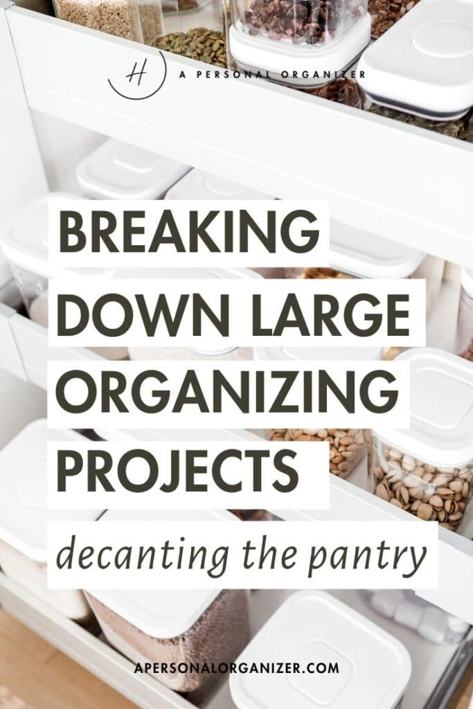 Use these tips to decant your dried goods and create your own Insta-worthy pantry like a pro!