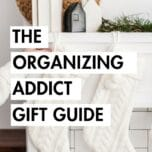 The 2019 Gift Guide Organizing Edition