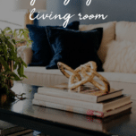 Decluttering And Organizing The Formal Living Room