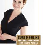 Curso Online Personal Organizer com Helena Alkhas