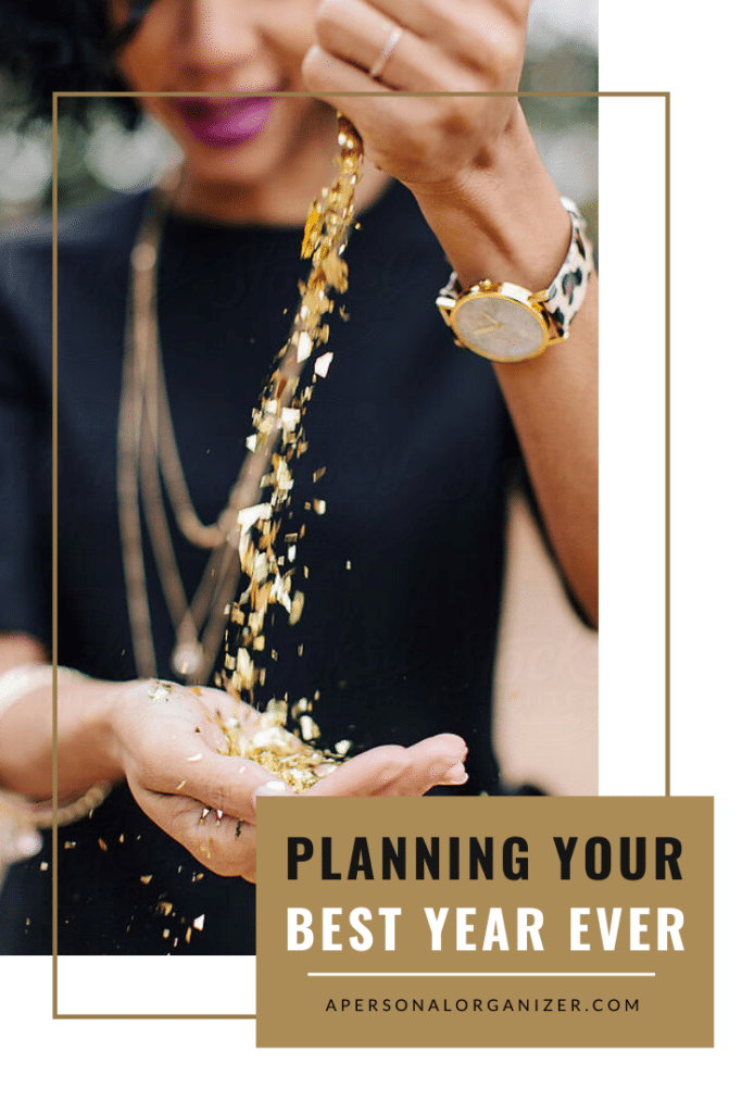 Planning Your Best Year Yet     Organized For Profits with Helena Alkhas.