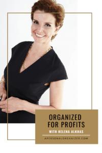 Organized For Profits™ with Helena Alkhas.