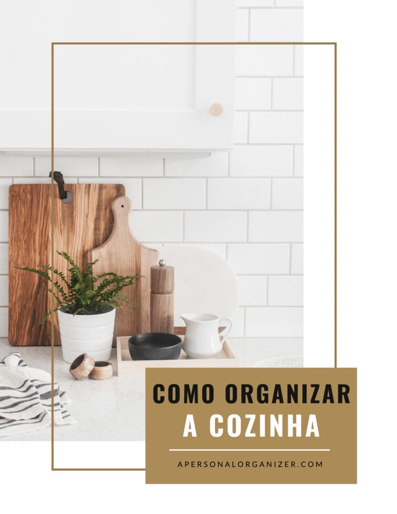 eBook Como Organizar a Cozinha 2020